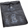 Dog waste Black bag