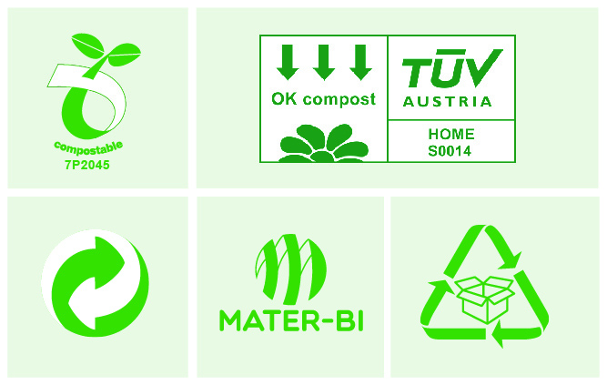 BioBag compostable products
