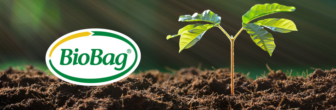 BioBag Growing Tree compostable products