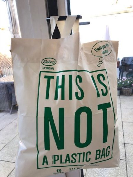 This is not a plasic bag
