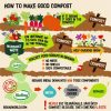 How to make good compost - infographic