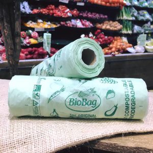 biodegradable fruit & vegetable bags