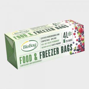 Food & Freezer 4L