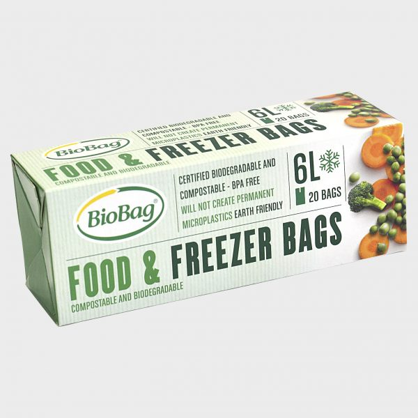 Biodegradable 6L Big Sandwich Bag