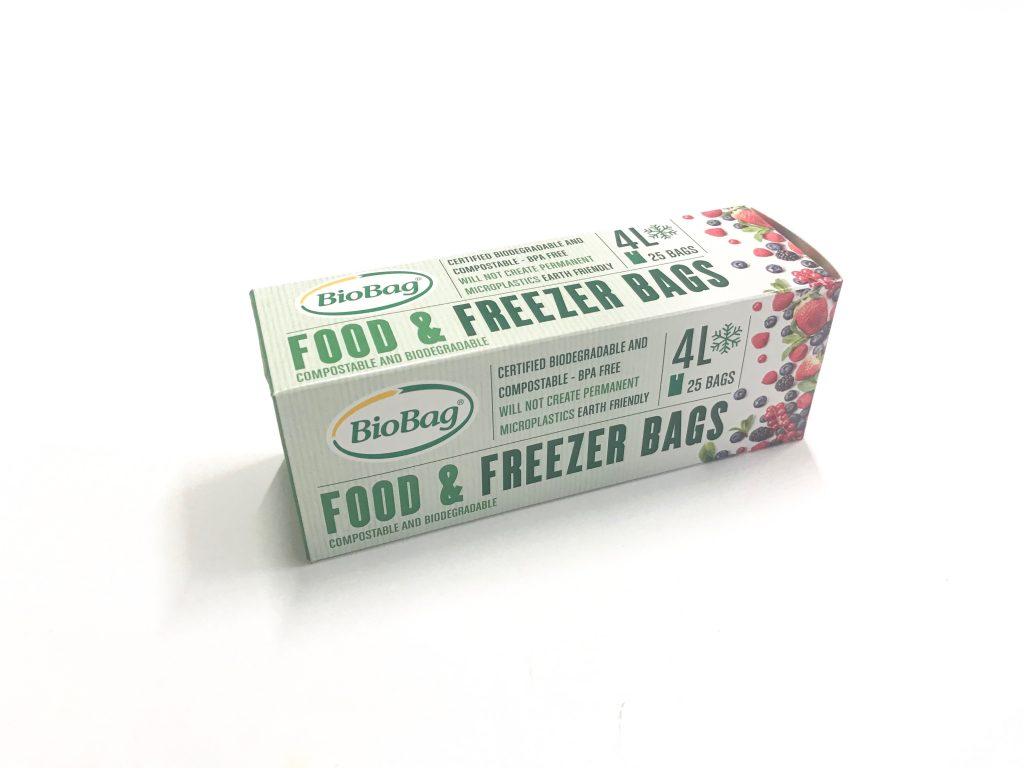 BioBag Food & Freezer Bags