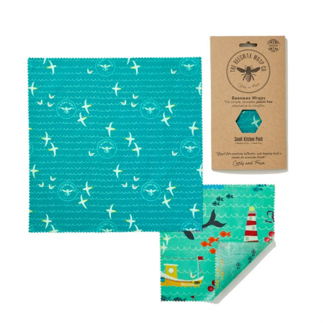 BeesWax Small Kitchen compostable Pack
