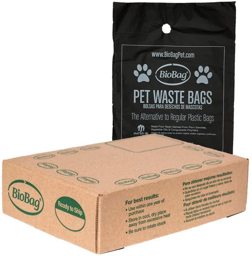 BioBga Dog Waste bag for Amazon Packaging
